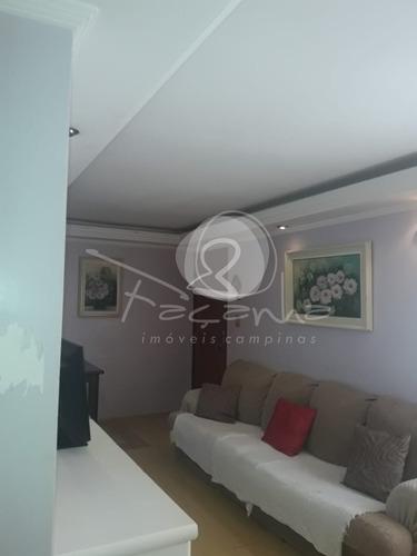 Imagem 1 de 18 de Apartamento Para Venda Na Vila Industrial Em Campinas - Imobiliária Em Campinas. - Ap04285 - 69358607