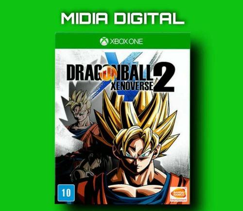Imagem 1 de 1 de Dragonball Xenoverse 2- Midia Digital Xbox One