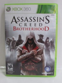 Assassin´s Creed Brotherhood Game Xbox 360 Original Completo