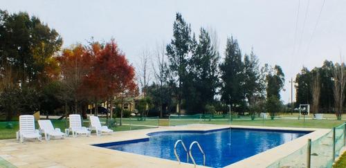 Hermosa Chacra En Camino De Los Ceibos, 1,5 Hectareas, Ideal Para Eventos- Ref: 4107