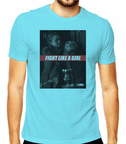 Camiseta Game Of Thrones Arya Starks Fight Like A Girl Got