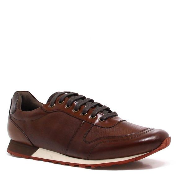 Sapatênis Zariff Shoes Couro 41101