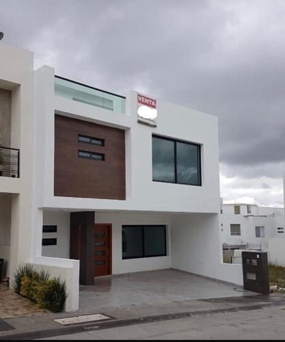 Hermosa Casa Nueva En Venta En Fracc Lucepolis Milenio Iii Qro Mex