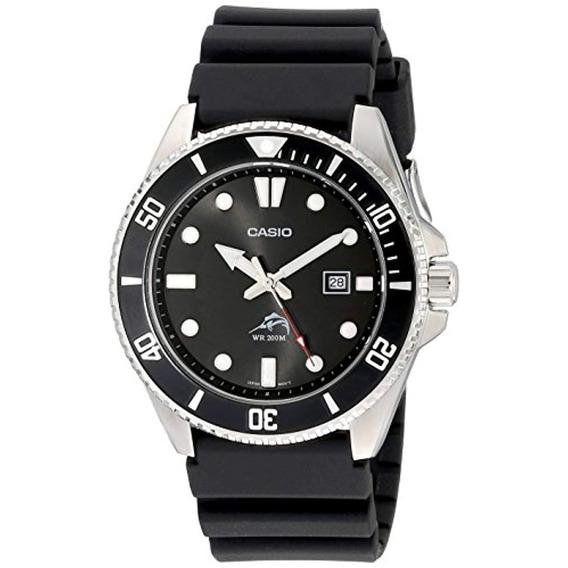 Casio Men X26 39 S Mdv106-1av 200m Duro Reloj