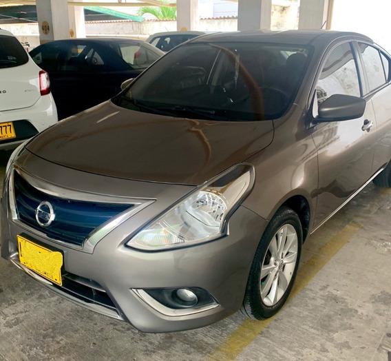 Nissan Versa Motor 1.6 2015