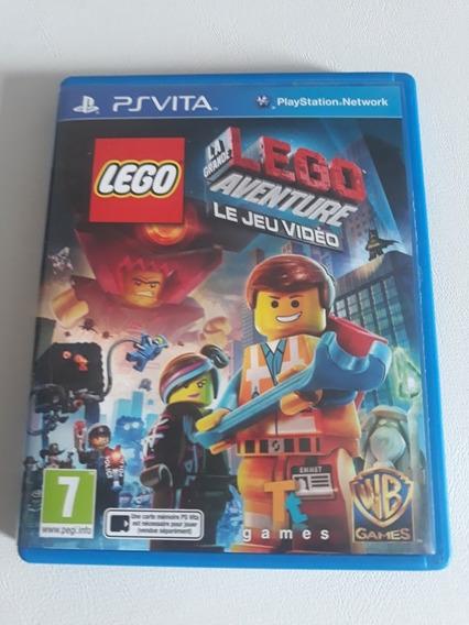 Lego The Lego Movie Video Game Psvita Midia Fisica