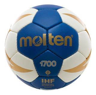 Balón Handbol Handball Molten 1700 N°2 - Envío Gratis