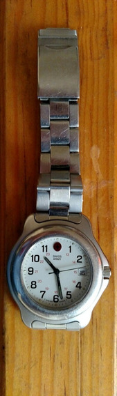Reloj Victorinox, Officers, Swiss Army, Zafiro Original!