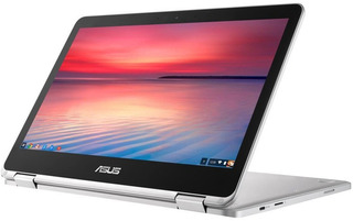 Chromebook Asus C302ca-dhm3 8gb Ram Pantalla Tactil (touch) De Las Mejores Del Mercado 2in1 (concertible