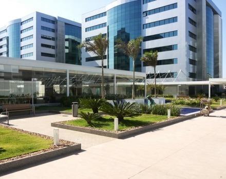 Sala Comercial, Locação - Hangar Business Park  - 936
