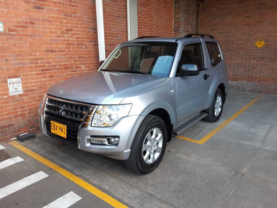 Mitsubishi Montero Hard Top 3.5 2018