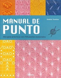 Manual De Punto - Debbie Tomkies - Librero