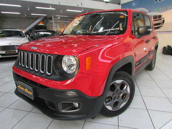 Jeep - Renegade Sport 1.8 Flex Aut 2016