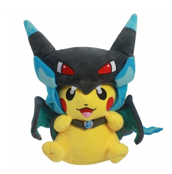 Pokémon Pikachu / Charizard - Pikazard X