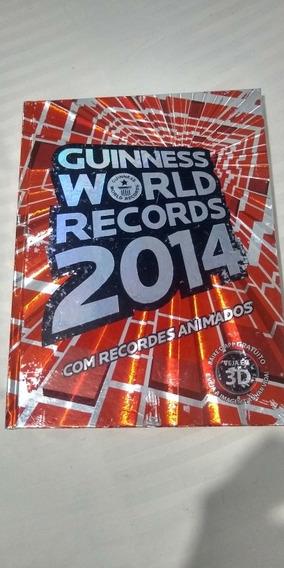 Guiness World Records 2014 - Português Br.
