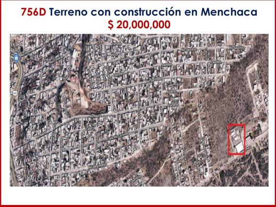 Local En Venta, Con Auditorio En Querétaro. Menchaca. 756d