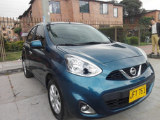 Nissan March 2016 Full Equipo 15. Km 3204629955