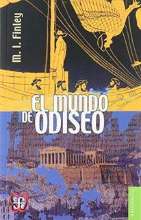 El Mundo De Odiseo, Finley, Fce