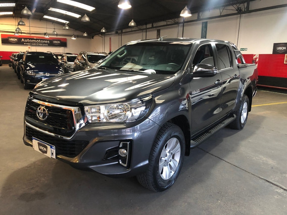 Toyota Hilux Cd Srv 4x2 At 2019 Urion Autos