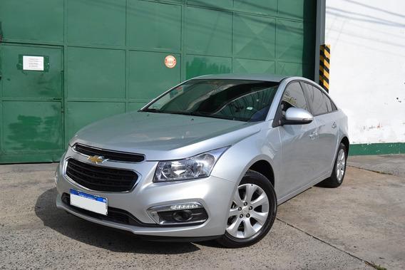 Chevrolet Cruze Lt 2016 / Impecable / Permuto