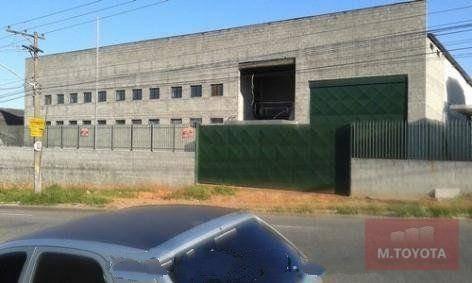 Galpão À Venda, 4000 M² Por R$ 7.500.000,00 - Cidade Aracilia - Guarulhos/sp - Ga0024