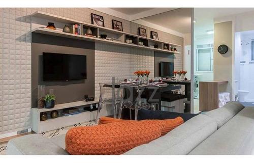 Apartamento Com 2 Dormitórios À Venda, 44 M² Por R$ 169.000 - Jardim Icaraí - Campinas/sp - Ap2906
