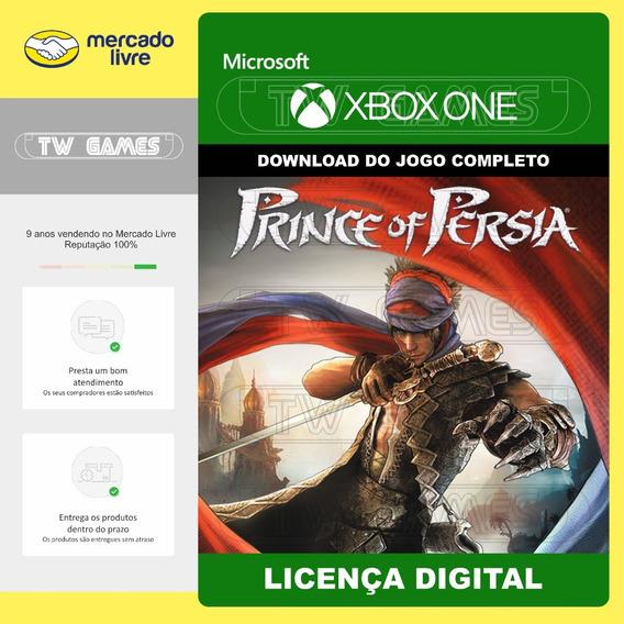 Prince Of Persia 2008 Digital Retrocompativel Xbox One