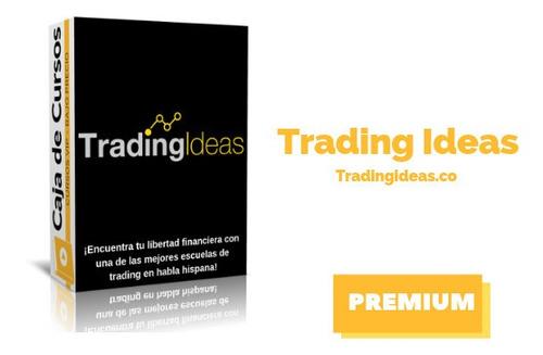 Curso Trading Ideas Completo Original