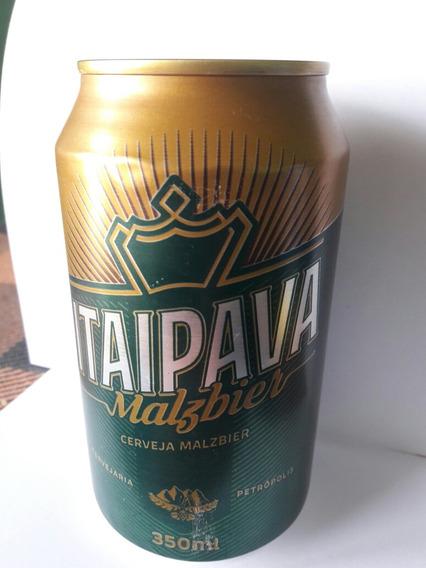 Lata De Cerveza De Colección De Brasil Itaipava