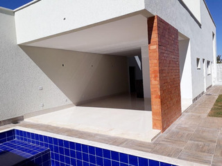 Casa Em Condomínio Horizontal Portal Do Sol Green, Goiânia/go De 215m² 3 Quartos À Venda Por R$ 990.000,00 - Ca248878