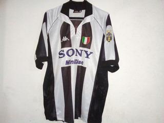 Camisa Juventus Centenário Kappa Ano 1998