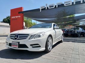Mercedes-benz Clase E-350 3.0 V6 Coupe