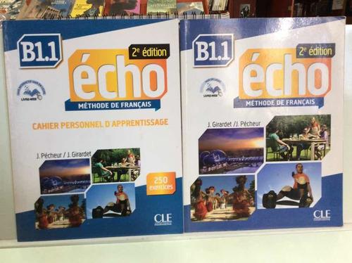 Écho - Método De Francés - Cle International - B 1.1