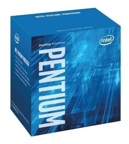 Processador Pentium Lga1151 G4500 3mb Cache Graf Hd 530 6º G