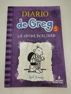 Libro El Diario De Greg 5 La Cruda Realidad
