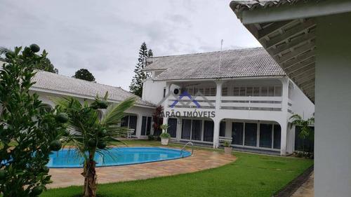 Imagem 1 de 26 de Casa À Venda, 655 M² Por R$ 1.400.000,00 - Condomínio Fechado Portal Da Concórdia - Alto Padrão - Cabreúva/sp - Ca0910