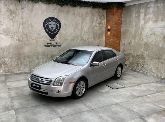 Ford/fusion 2.3 2007/2008 Aut. Prata Blindado Nv 3a Hi Tech