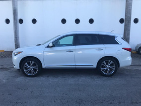 Infiniti Qx60 Perfection 2014 Blanco