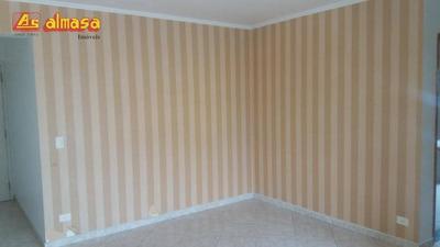Apartamento Com 2 Dormitórios Para Alugar, 68 M² Por R$ 980/mês - Mobiliado - Edificio Concorde - Vila Galvão - Guarulhos/sp - Ap0311