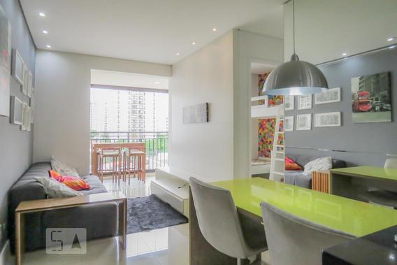 Apartamento Para Aluguel - Moema, 2 Quartos, 58 - 893004400