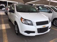 Chevrolet Aveo 2017, Nuevo Sin Rodar, Clima