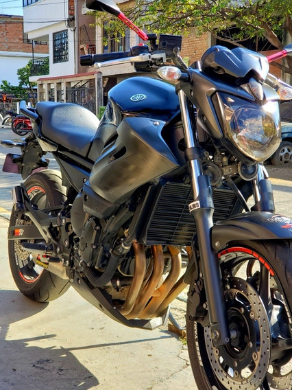 Yamaha Xj6 Diversion N - 2013