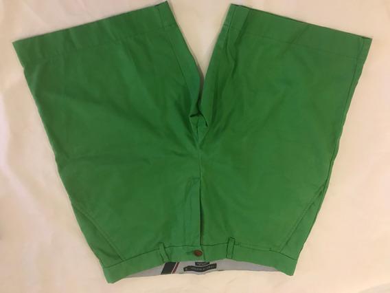Bermuda Pantalon Corto Tommy Hilfiger Talle 34 Hombre Usa