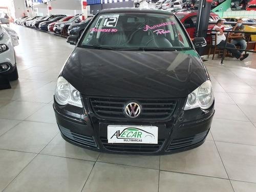 Imagem 1 de 8 de Volkswagen Polo 1.6 Vht Sportline Total Flex I-motion 5p