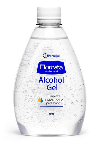 Alcohol Gel Floresta Neutro Fco Ped X 450ml