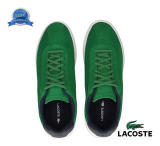 Zapatillas Lacoste Avance 3 Bco 42 Azul 95k Rojo Rs7 Ver Gn1