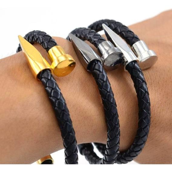 Bracelete Masculina Designer Descolado