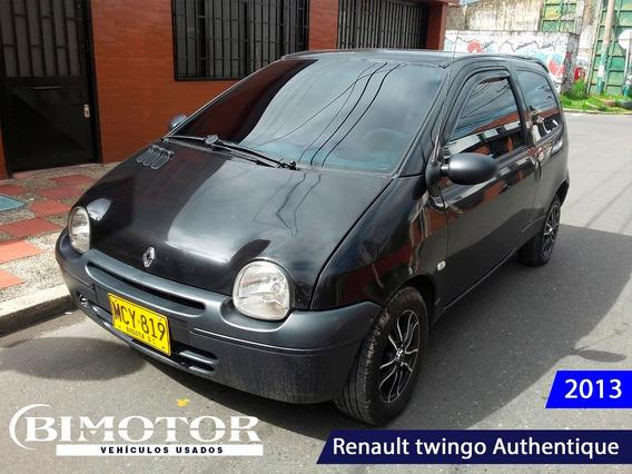 Renault Twingo Authentique Modelo 2013