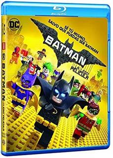 Lego Batman: La Pelicula - Blu Ray Original