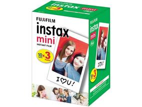 Filme Instantâneo Instax Mini 30 Unidades - Fujifilm